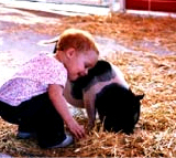 Kids and Animals - The Perfect Combination