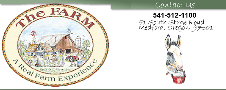 The Farm in Medford, OR: A Real Farm Experience